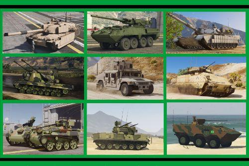 836c9c armored vehicles