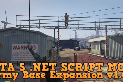 Army Base Expansion [.NET]