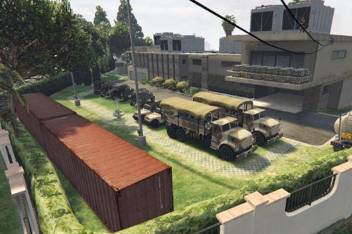 Army Base/Hotspot [Menyoo]