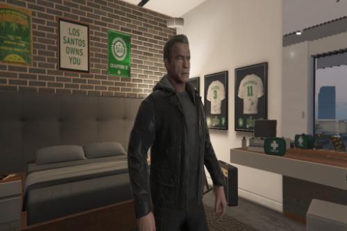 Arnold Schwarzenegger For MP Guy