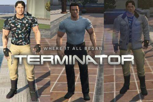 Arnold (Terminator) Collection [Add-On]
