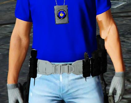 Arrestatieteam/ Dsi Kort T Shirt [Dutch] [EUP]