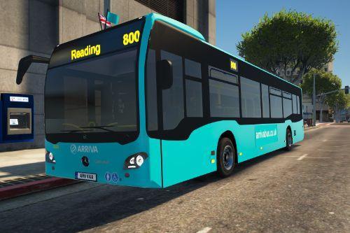 Arriva Bus Texture