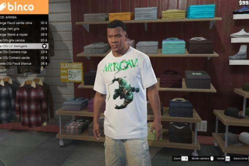 Arrow T-Shirt for Franklin