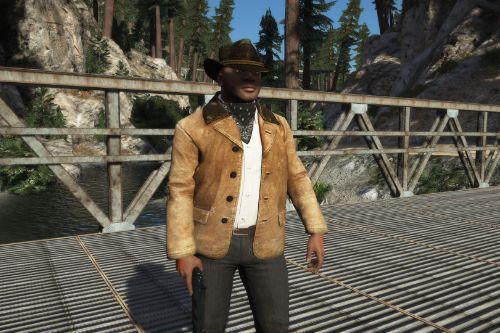 RDR2 Arthur Morgan Jacket for Franklin