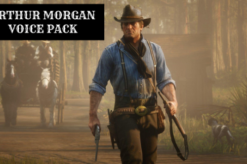 Arthur Morgan Voice Pack