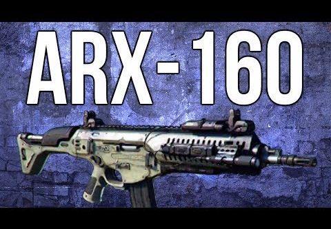 ARX 160 (COD Ghosts) | [ANIMATED]