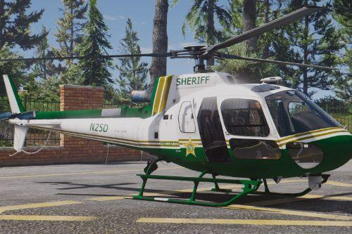 AS-350 Pinellas County Sheriff (Florida)