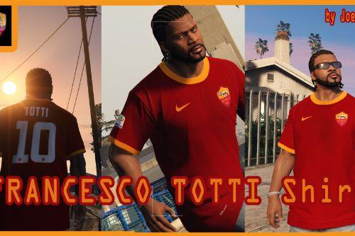 39d793 as roma francesco totti shirt