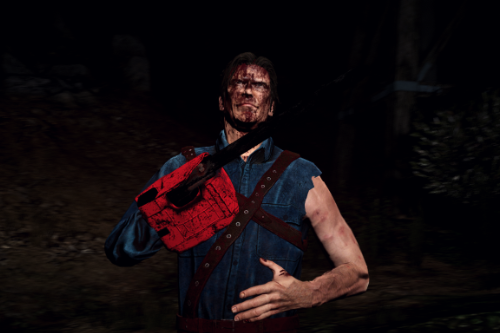 Ash Williams from Evil Dead (addon-ped)