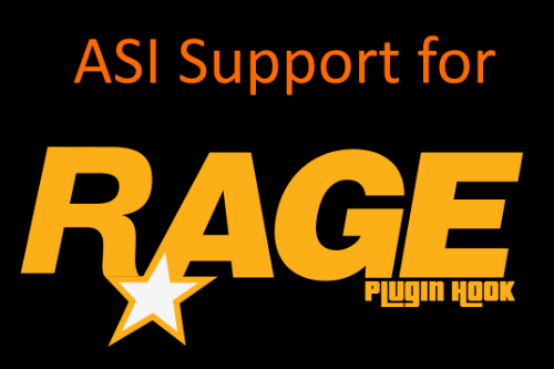 ASI Support for RAGE Plugin Hook