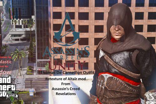 Assassin's Creed Unity Thomas De Carneillon Outfit
