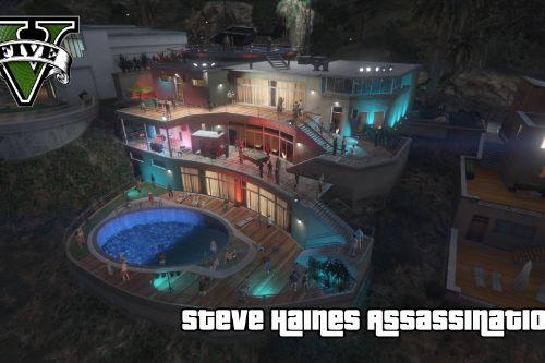 Assassinate Steve Haines [Map Editor]