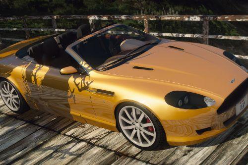 Aston Martin DB9 Volante [Replace]