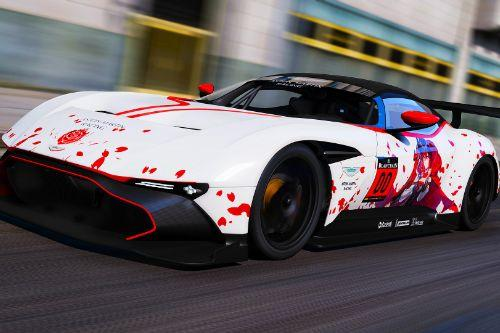 Aston Martin Racing Waifu Edition