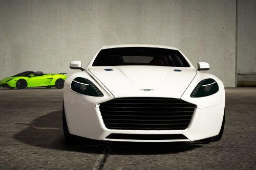 Aston Martin Rapide S [Add-On]