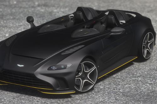 Aston Martin V12 Speedster  [Add-On]