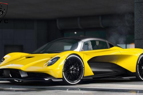 Aston Martin Valhalla [Add-On]