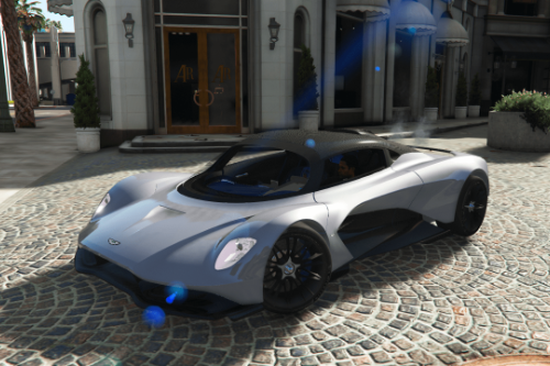 Aston Martin Valhalla [Add-On]