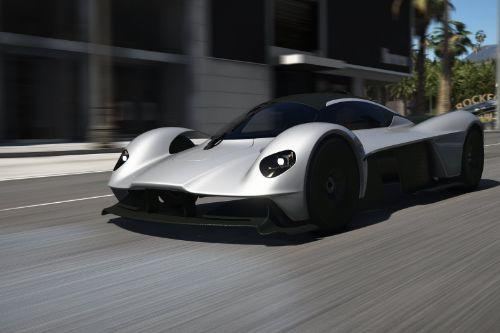 Aston Martin Valkyrie 2018 [Add-On]