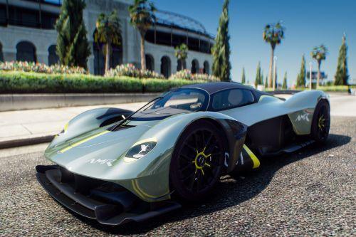 Aston Martin Valkyrie Track Pack [Add-On]