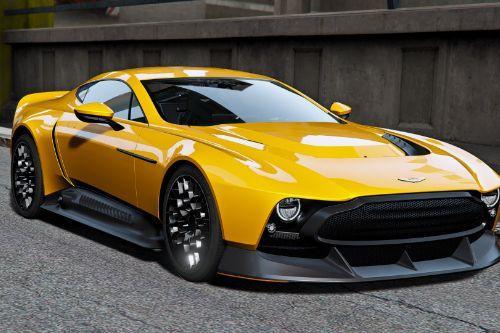 Aston Martin Victor [Add-On]