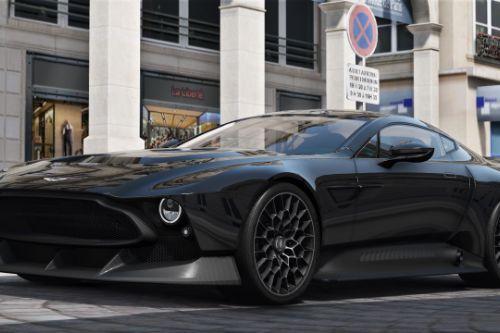Aston Martin Victor [Add-On | Extras]