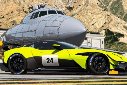 Aston Martin Vulcan AMR Pro 2019 [Add-On]