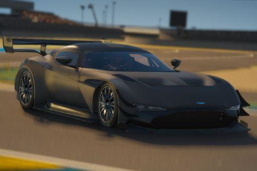 Aston Martin Vulcan Realistic Handling and Sound