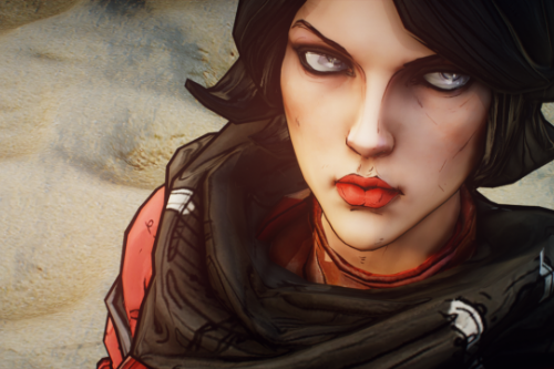 Athena from Borderlands [Add-On Ped]