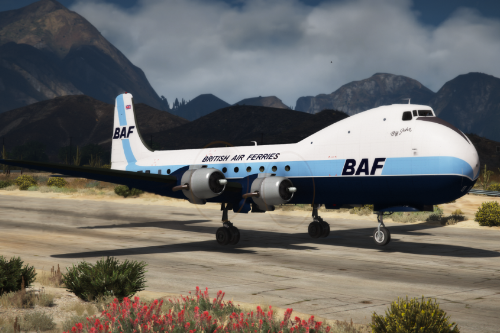 ATL-98 Carvair [Add-On | Tuning I Liveries]