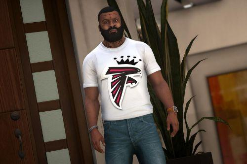 Atlanta Falcons T-Shirt (Franklin)