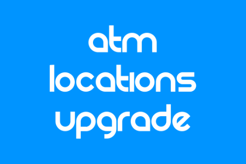 ATM Locations Upgrade [YMAP]