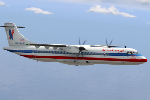 ATR-72 500 [Add-On Template]