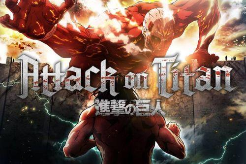 Attack on Titan Loadingscreen