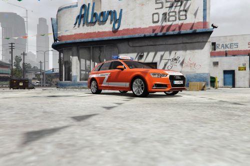 Audi A4 ELW Köln [Skin]