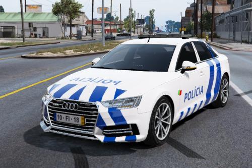 Audi A4 | Patrulha PSP