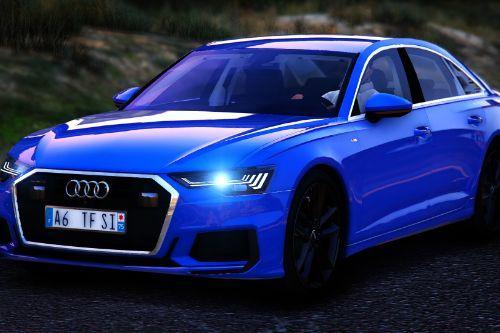 Audi A6 55 TFSI [Add-On / FiveM]