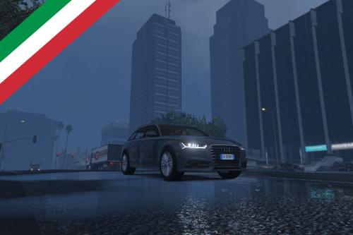 Audi A6 Avant 2015 [Add-On / Replace]