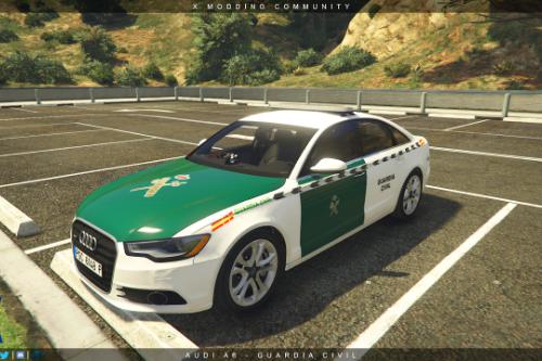 Audi A6 - Guardia Civil [ELS]