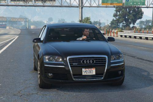Audi A8 [Add-On / Replace | Tuning]