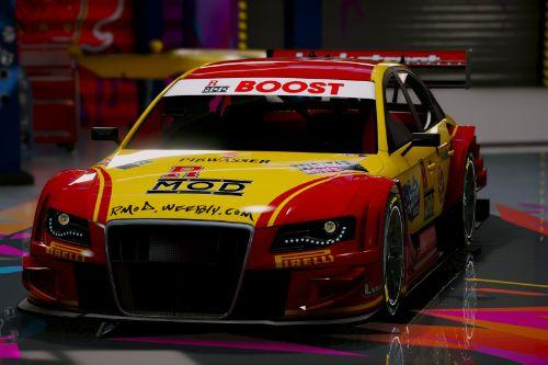 Audi Asano X4 Touring 2011 [DTM] [Add-On]