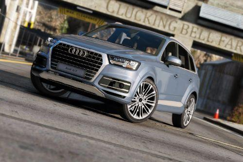 Audi Q7 Comfort Line [Add-On / Replace]