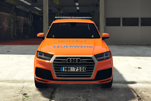 Audi Q7 NEF Hamburg