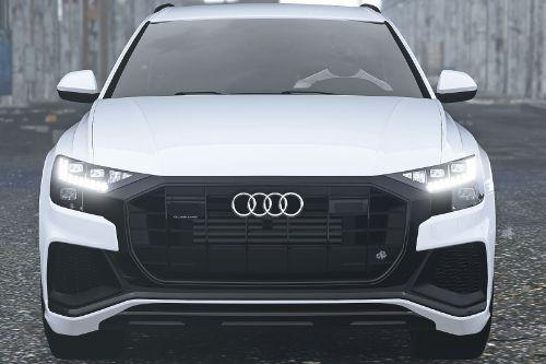 Audi Q8 50TDI 2020 [Add-On / FiveM | Tuning]