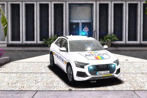 ELS Audi Q8 Politia Romana ( Fictional )