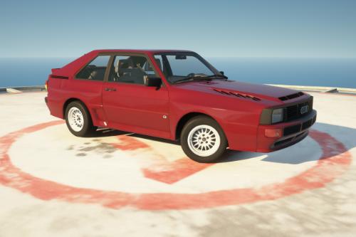 Audi Quattro [REALISTIC HANDLING]