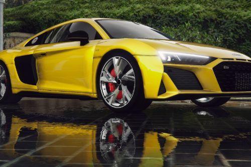 Audi R8 2020 [Add-On / FiveM]