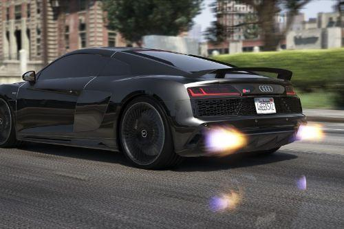 Audi R8 2020 [Add-On / FiveM]