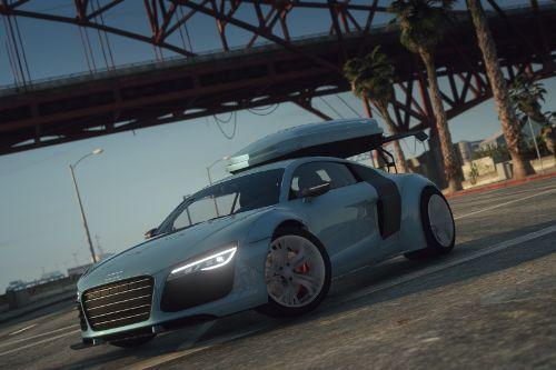 Audi R8 Coupe V10 plus 5.2 FSI quattro '13